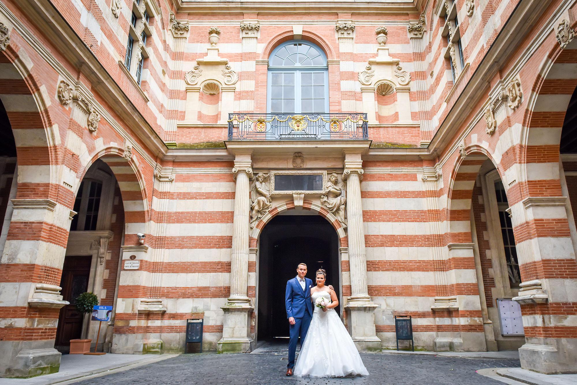 Photos mariage - Cérémonie civile