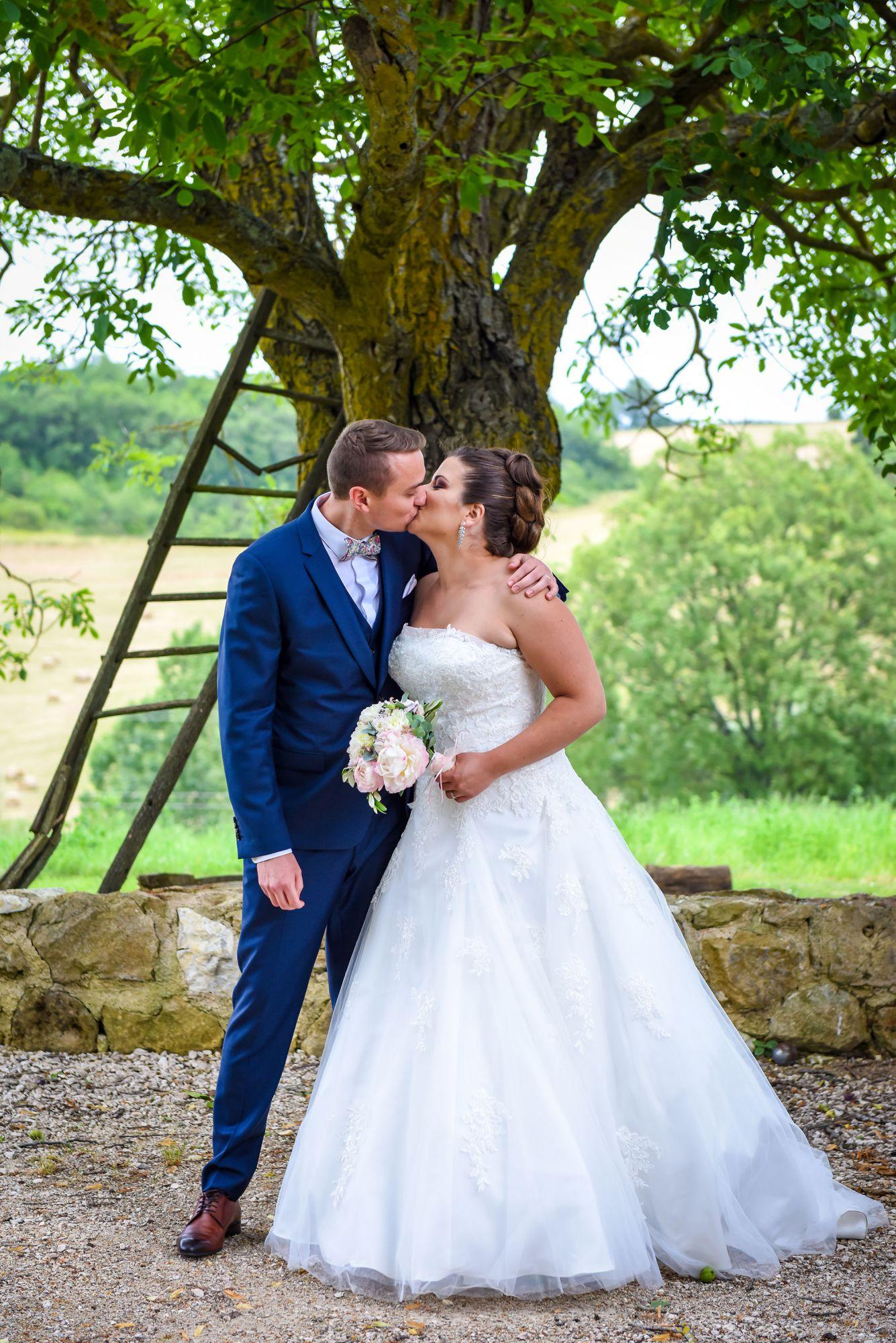 Photos mariage après cérémonie